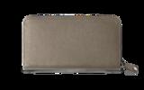 Кошелек женский Carandache Leman Leather бежевый натуральная кожа (6214.403)