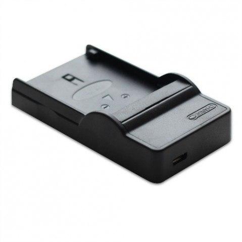 Зарядное устройство Digital DC-K5 для Canon LP-E6 микро-USB зарядка