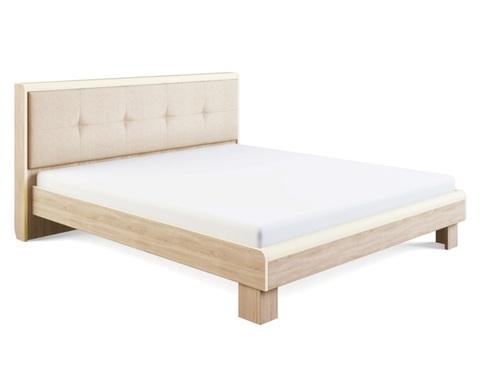 Кровать ОЛИМПИЯ-1600 с мягкой спинкой