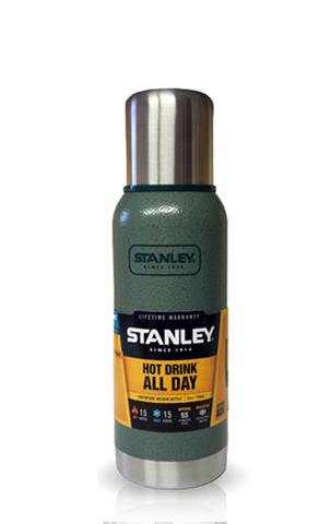 Термос Stanley Adventure (0,5 литра), зеленый