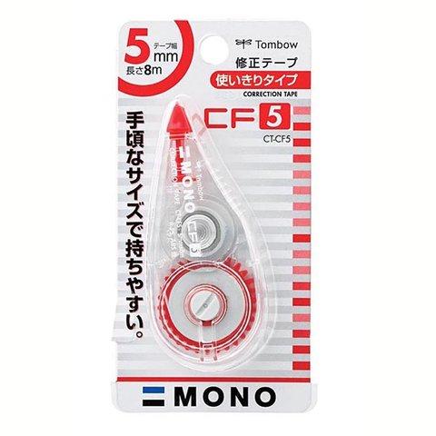Ленточный штрих-корректор Tombow Mono CF 5