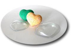 Сердце малое, форма для бомбочек