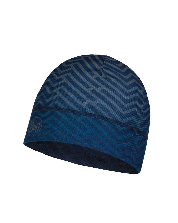 Тонкая теплая шапка Buff Hat Thermonet Incandescent Multi