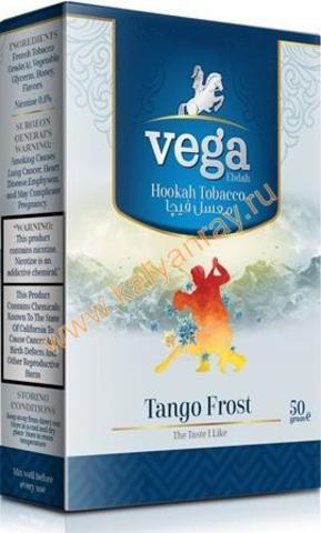 Табак Vega Морозный Манго в пачке 50 грамм