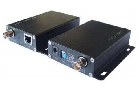 Удлинитель Ethernet TA-IPC+RA-IPC