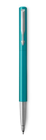 Ручка-роллер Parker Vector Standard T01, цвет:  BLUE GREEN123