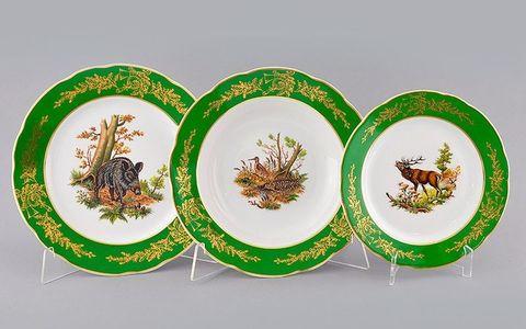 Набор тарелок 18 предметов Мэри-Энн Leander