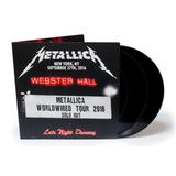 Metallica / Live At Webster Hall, New York, September 27th, 2016 (3LP)
