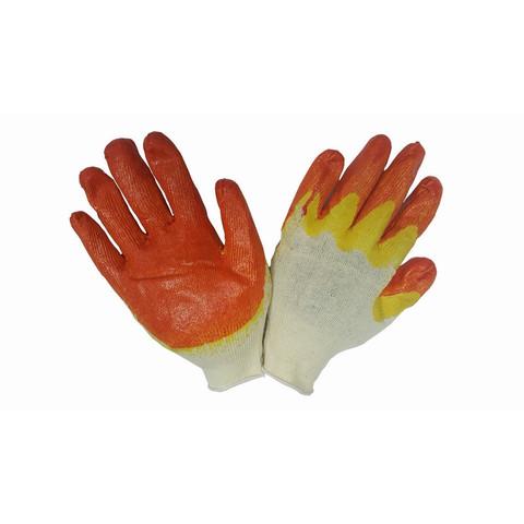 Перчатки трикотажные с двойной латексной заливкой 13 класс упаковка 200 пар