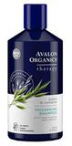 Терапевтический шампунь с биотином для утолщения волос, Avalon Organics