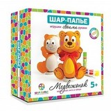 Игрушки своими руками - Медвежонок