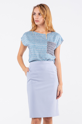 Блуза Г708-352