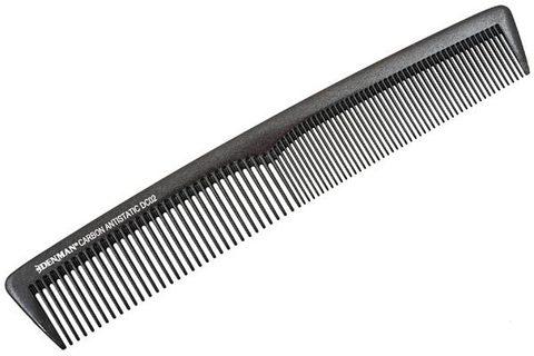 Расчёска Denman Carbon Range 18 см