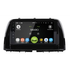 Штатная магнитола на Android 6.0 для Mazda CX5 Roximo CarDroid RD-2410F