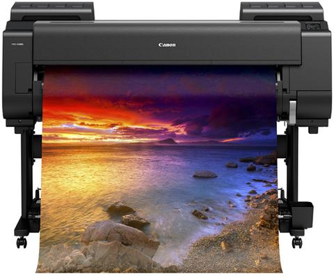 Плоттер Canon imagePROGRAF PRO-4000S