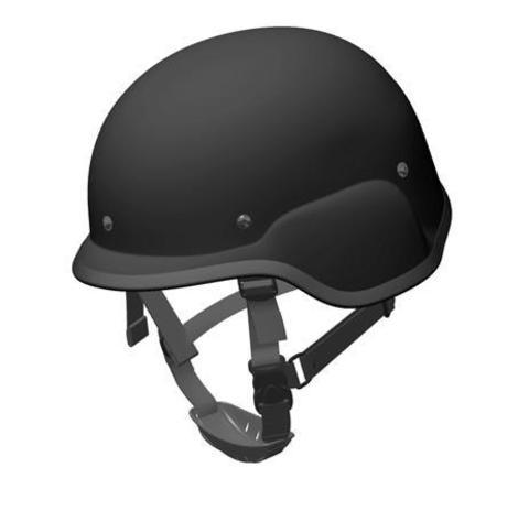 Шлем защитный ШБМ-П