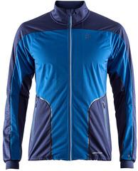Элитная лыжная куртка Craft Sharp XC Blue мужская