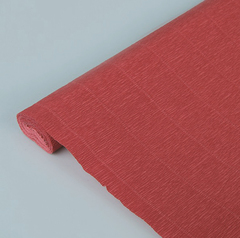 Бумага гофрированная плотная 50*250 см, 180 г/м.