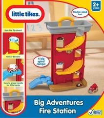 Little Tikes Набор Пожарная станция (622830)