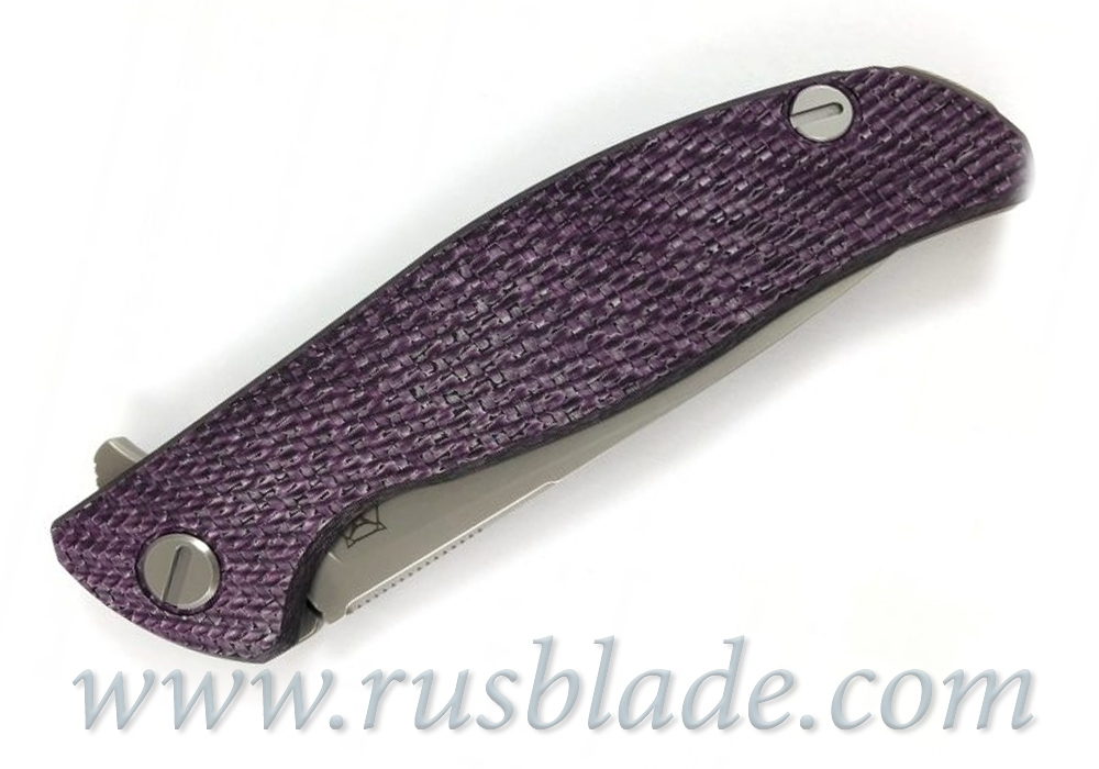 Shirogorov HATI-R M390  Alutex Purple MRBS