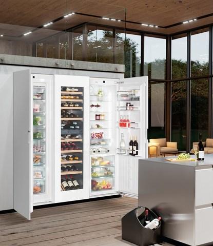 Холодильник side-by-side Liebherr SBSWgw 99I5