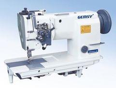 Фото: Двухигольная прямострочная машина Gemsy GEM 2000S-2B