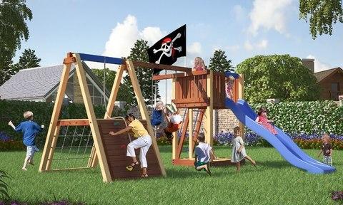 Детская игровая площадка Савушка - 3
