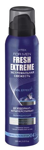 Витэкс Vitex For Men Fresh Extreme Дезодорант-антиперспирант Охлаждающий 150 мл