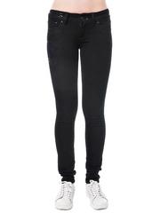 5568 джинсы женские, черные
