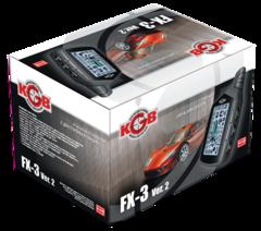 Автомобильная сигнализация KGB FX-3