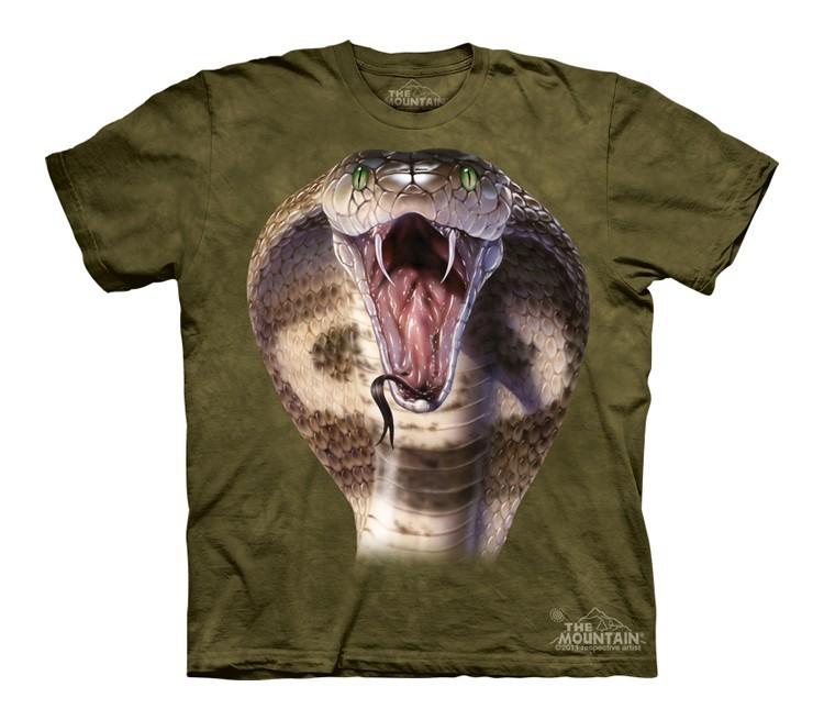 Футболка детская Mountain с изображением кобры - Cobra