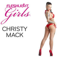 Мастурбатор анус FLESHLIGHT Christy Mack Forbidden
