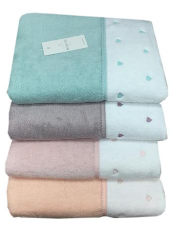 LAVOINE СЕРДЦА полотенце махровое Maison Dor Турция