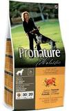 PRONATURE Holistic Adult Dog Duck&Orange Formula Корм сухой для собак беззерновой Утка с апельсином 13,6 кг. (102.2002)