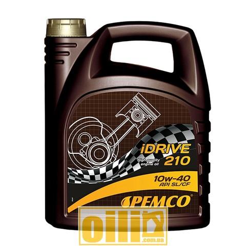 Pemco iDRIVE 210 10W-40 4L