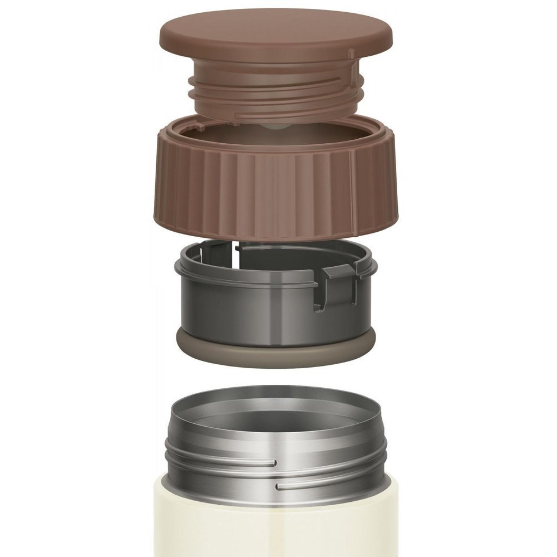 Термос для еды Thermos JBQ-400-MLK (0,4 литра), белый