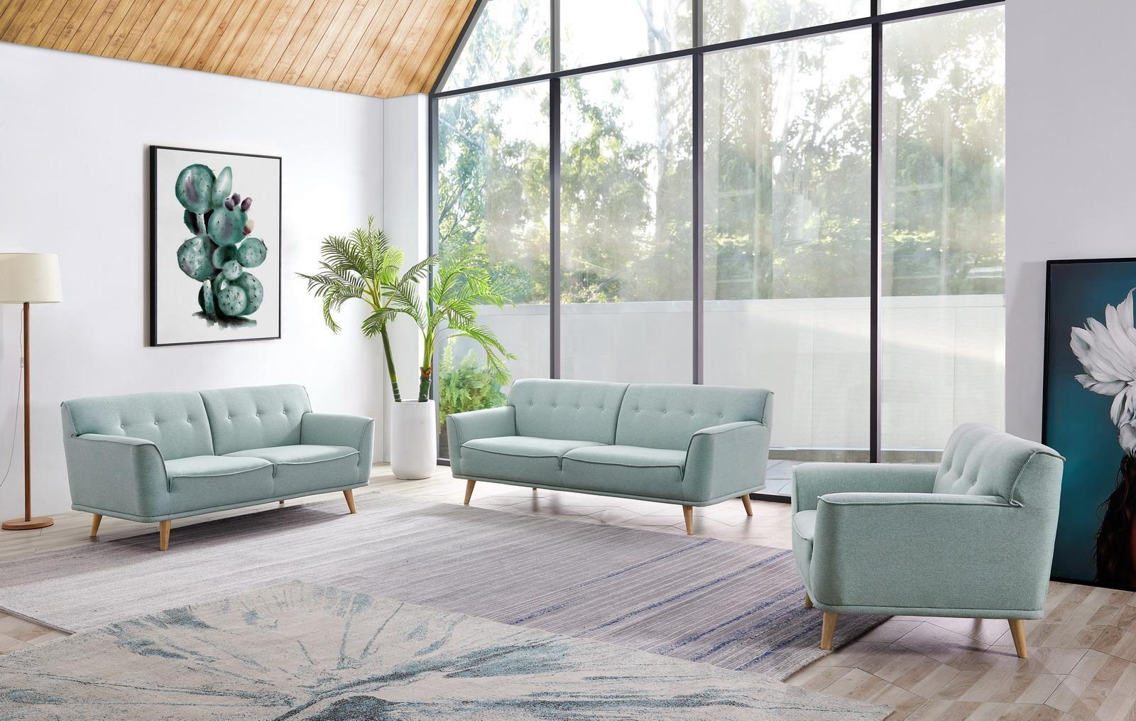 Набор мягкой мебели Florena 5281 SEA GREEN