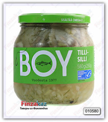 Сельдь Boy (с укропом) 580 гр