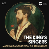The King's Singers / Madrigals & Songs From The Renaissance (8CD)
