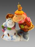 Мой нежный снежный друг