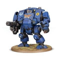 Easy To Build Primaris Redemptor Dreadnought