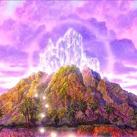 № 25. Двадцать Пятая Матрица. СОЛНЕЧНЫЙ ХРАМ – КРИСТАЛЛ ПЕРВОИСТОКА НОВОЙ, ВОЗРОЖДЁННОЙ ЗЕМЛИ И НОВОГО БОГОЧЕЛОВЕКА!