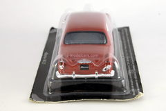 GAZ-M-21 Volga first series 1956 dark-red 1:43 DeAgostini Auto Legends USSR #41