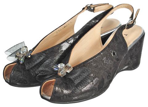 2165 туфли открытые женские TUFFONI