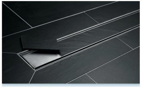 Дренажный канал с основой для плитки Mepa Duschrinne Fliese (800мм) 150326