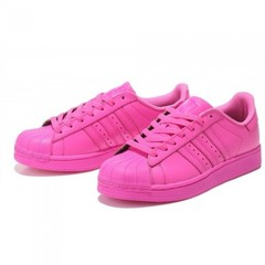 Женские Adidas SuperStar Pink