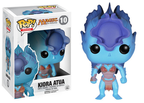 Фигурка Pop! Games: Magic: The Gathering - Kiora Atua