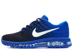 Кроссовки Мужские Nike Air Max 2017 Blue Black