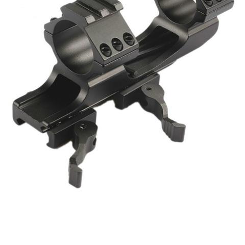 Кронштейн быстросъемный на планку вивер 25,4 - 30 мм
