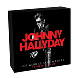 Johnny Hallyday / Les Albums Live Warner (12CD)